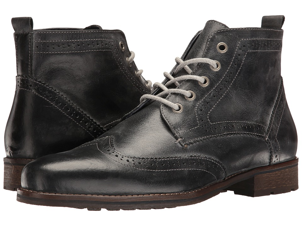 PARC City Boot Big Bend (Black Wash) Men