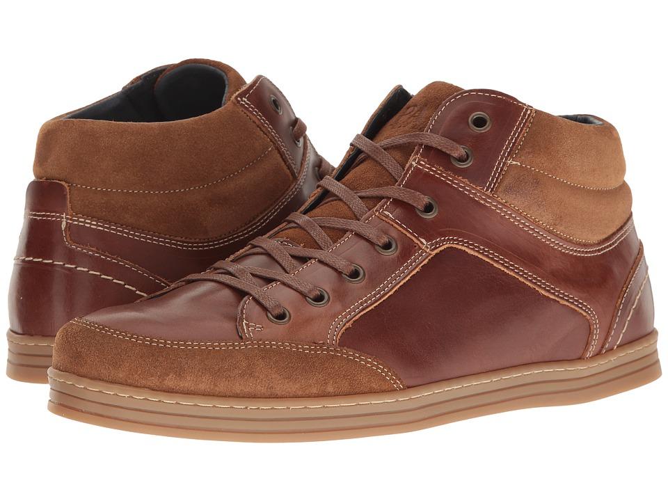 PARC City Boot - Rucker (Cognac) Men's Shoes