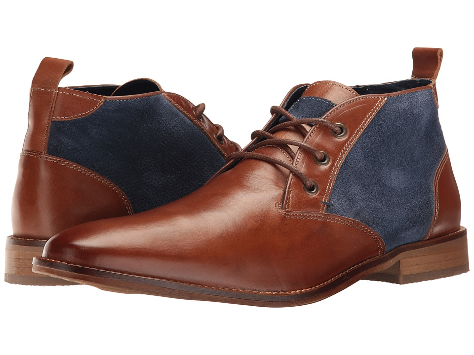 PARC City Boot - Kensington (Cognac) Men's Shoes