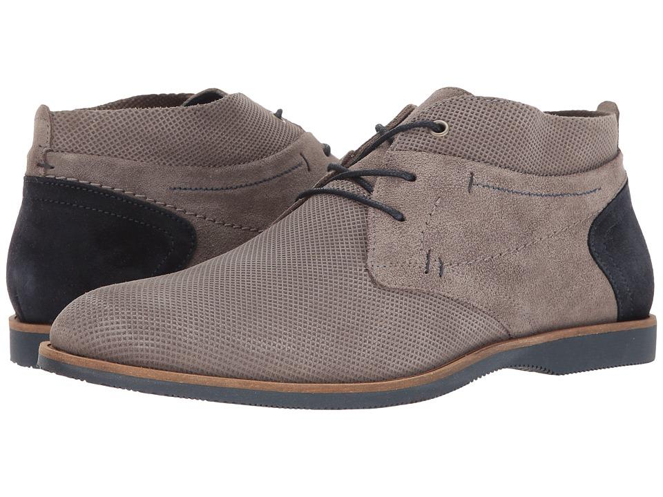 PARC City Boot - Hampton (Grey Suede) Men's Shoes