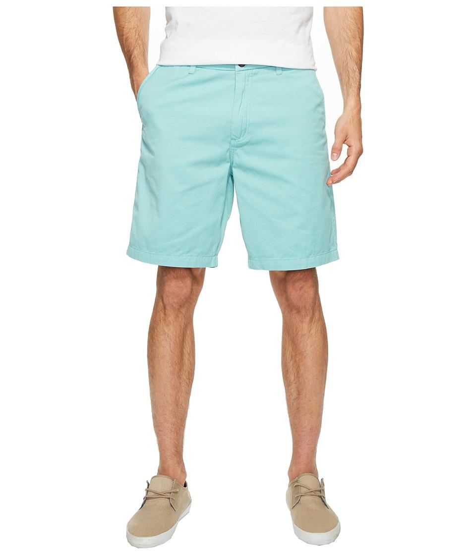 Quiksilver Waterman - Down Under 4 Walkshorts (Agate Green) Men's Shorts