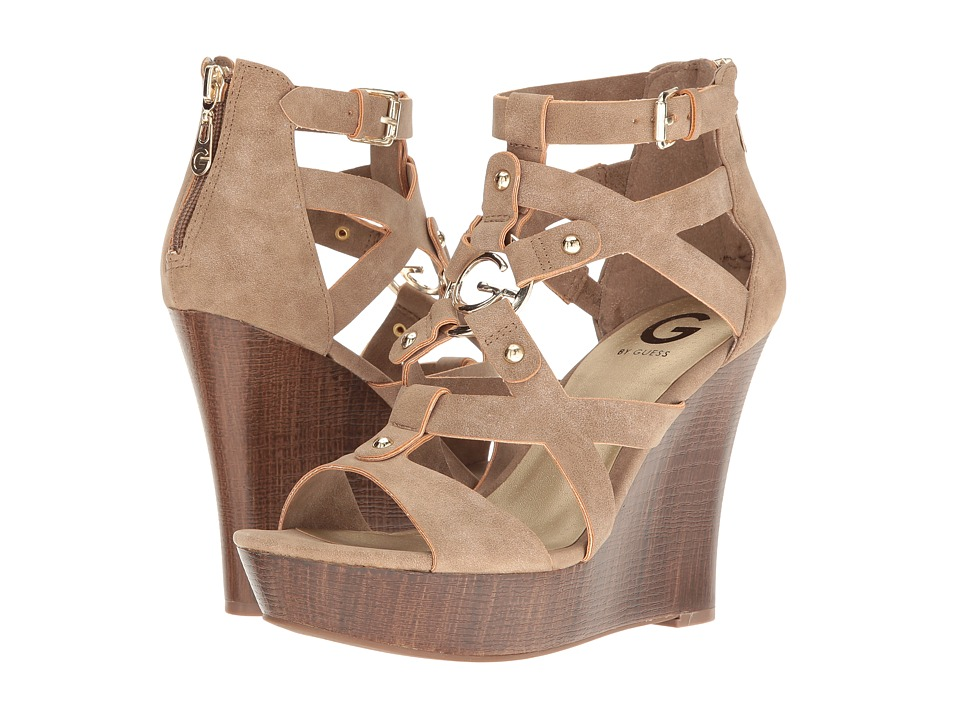 G by GUESS - Dodge (Natural) Women's Sandals