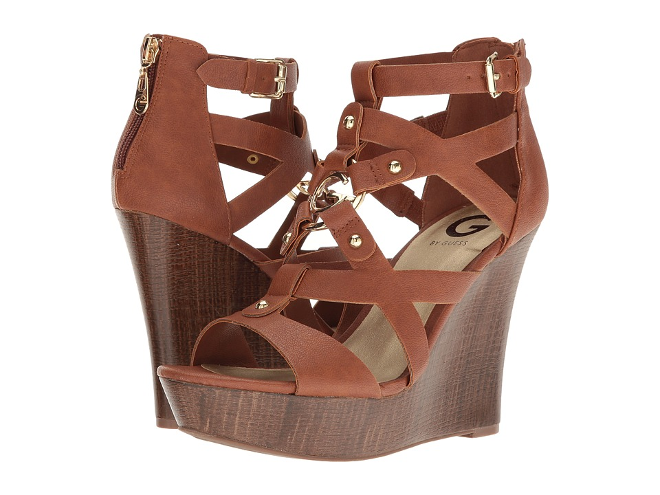 G by GUESS - Dodge (Honeyglaze) Women's Sandals