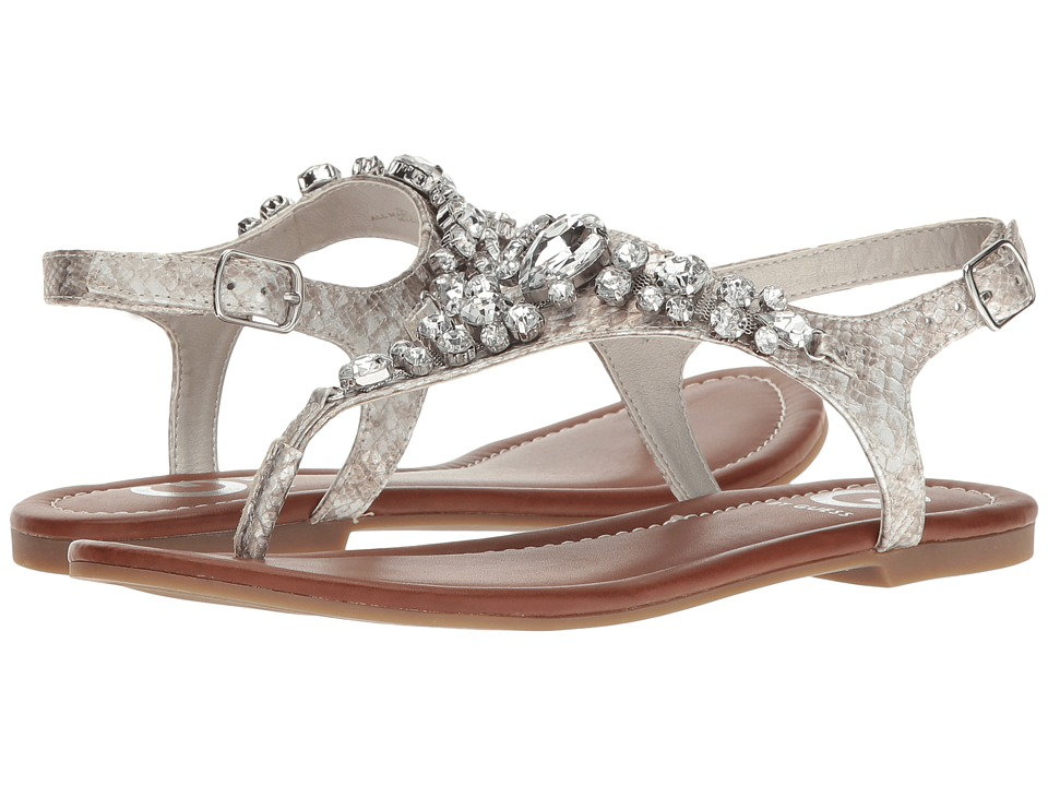 G by GUESS - Londean (Silver) Women's Sandals