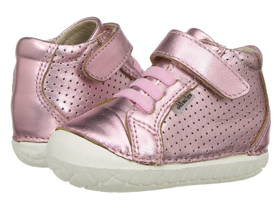 Old Soles - Pave Cheer (Infant/Toddler) (Frost Pink) Girls Shoes