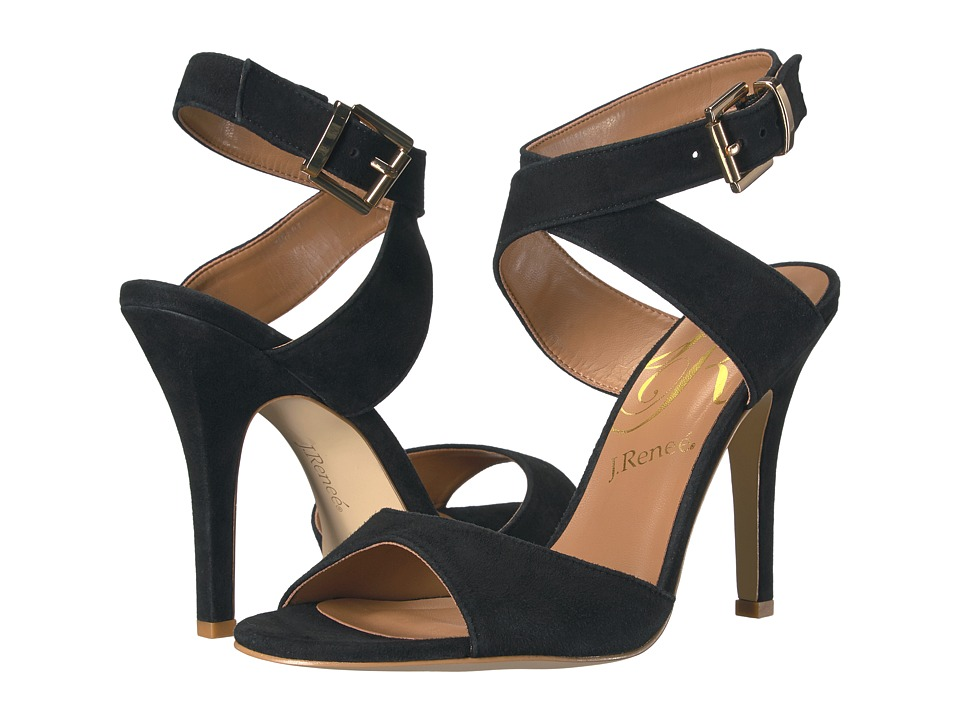 J. Renee - Suzannatoo (Black) Women's Shoes
