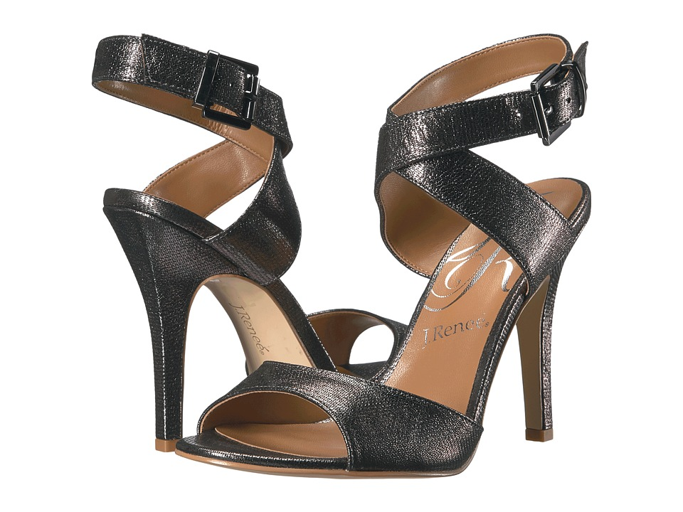 J. Renee - Suzannatoo (Dark Taupe) Women's Shoes