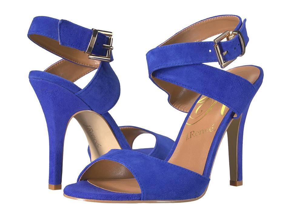 J. Renee - Suzannatoo (Royal Blue) Women's Shoes