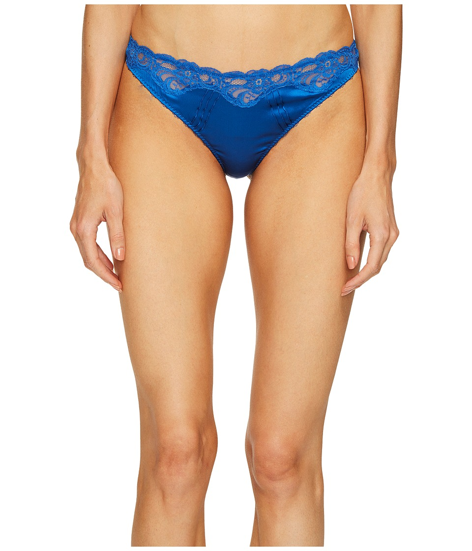Stella McCartney - Eloise Enchanting Thong S37-304 (Classic Blue) Women's Underwear