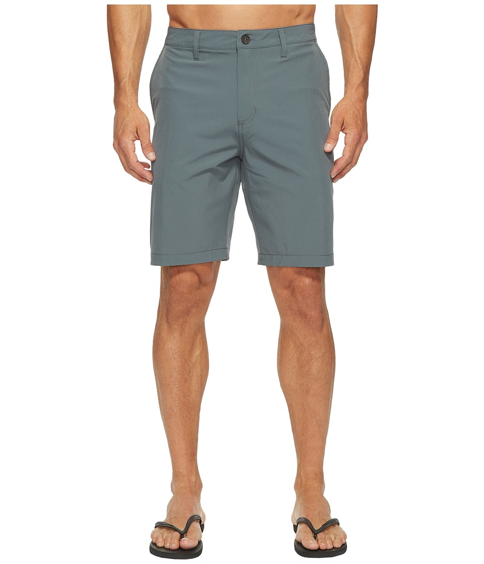 Quiksilver Waterman - Vagabond 2 Shorts (Dark Slate) Men's Shorts