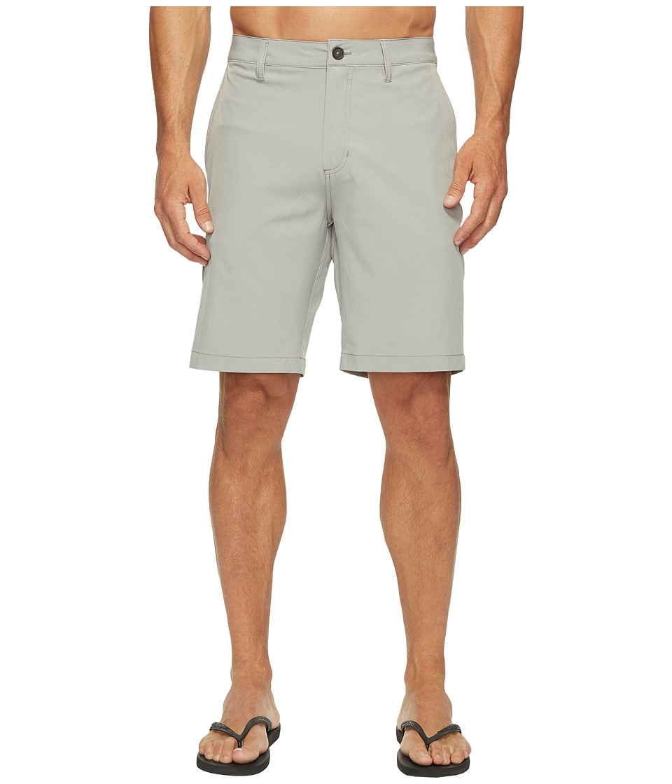Quiksilver Waterman - Striker 3 Shorts (Wild Dove) Men's Shorts