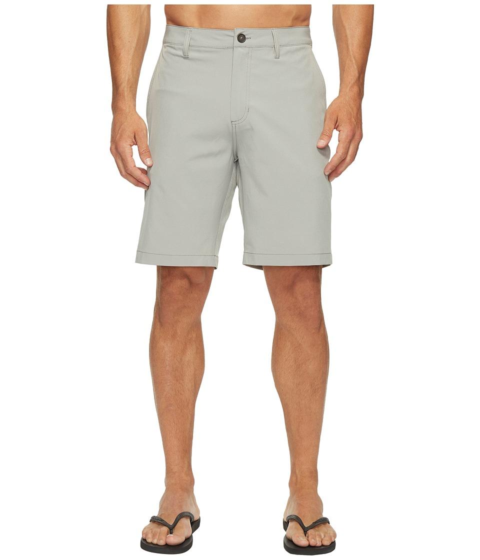 Quiksilver Waterman - Striker 3 Shorts (Wild Dove) Men's Shorts