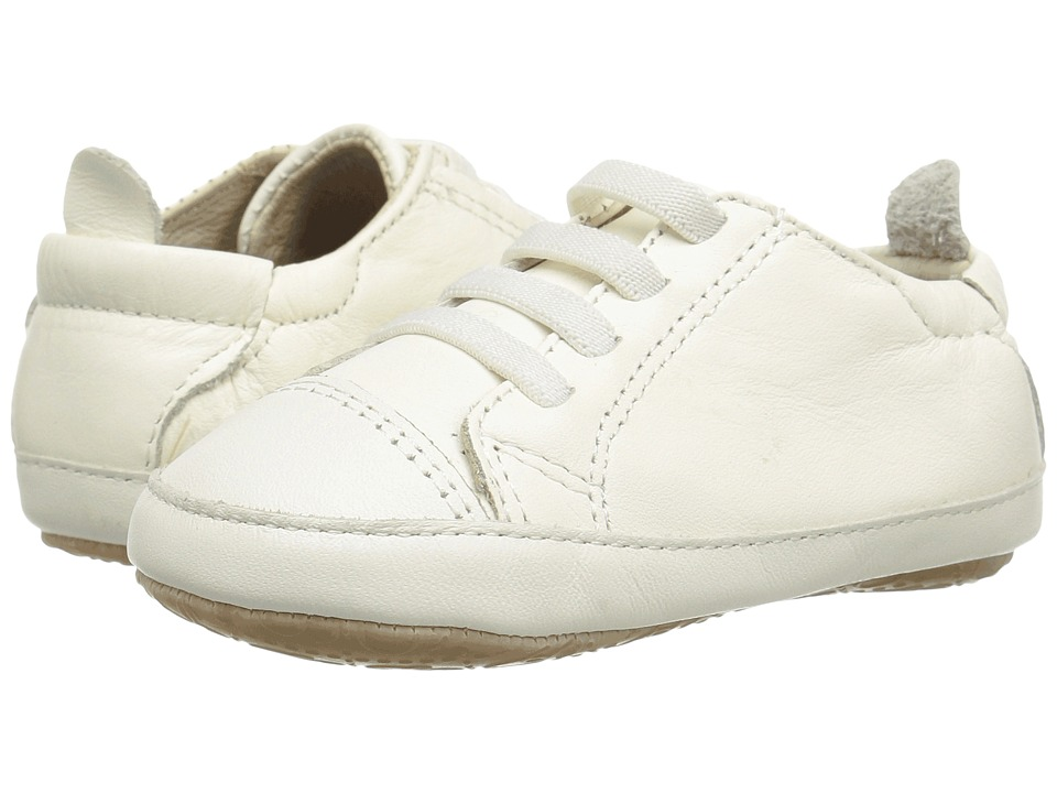 Old Soles - Eazy Jogger (Infant/Toddler) (White/White) Boys Shoes