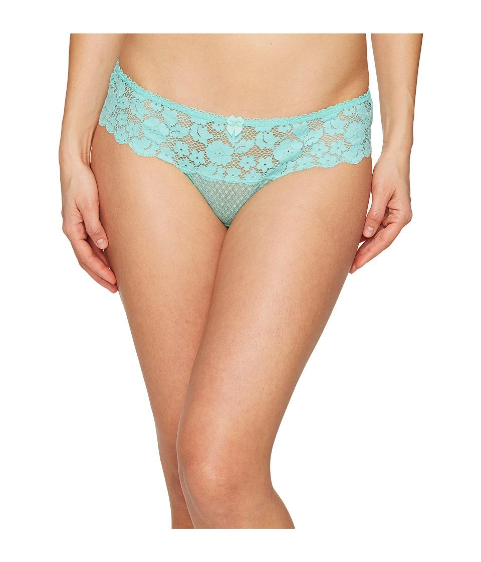 Stella McCartney - Elsa Endearing Boyleg S34-266 (Pool Blue) Women's Underwear