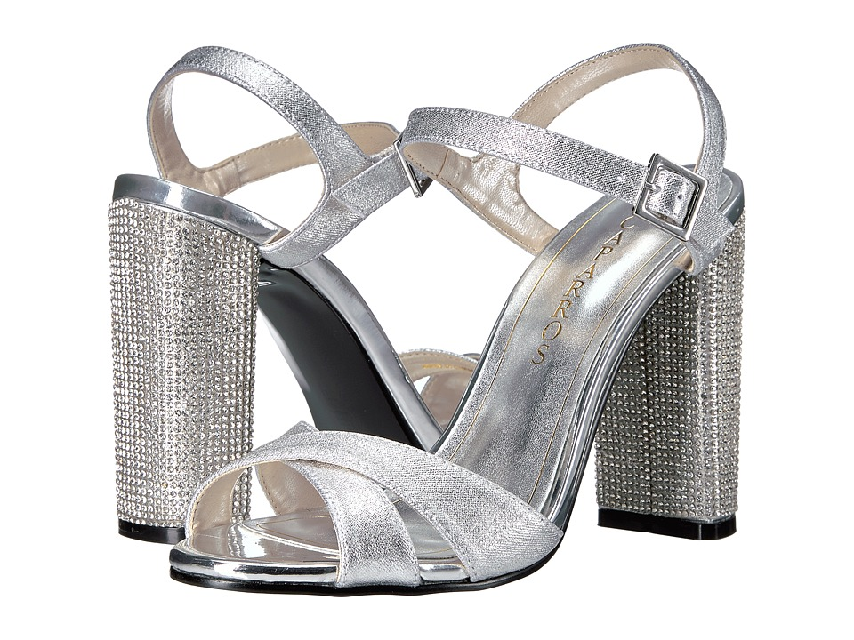 Caparros - Hayley (Silver Metallic) High Heels