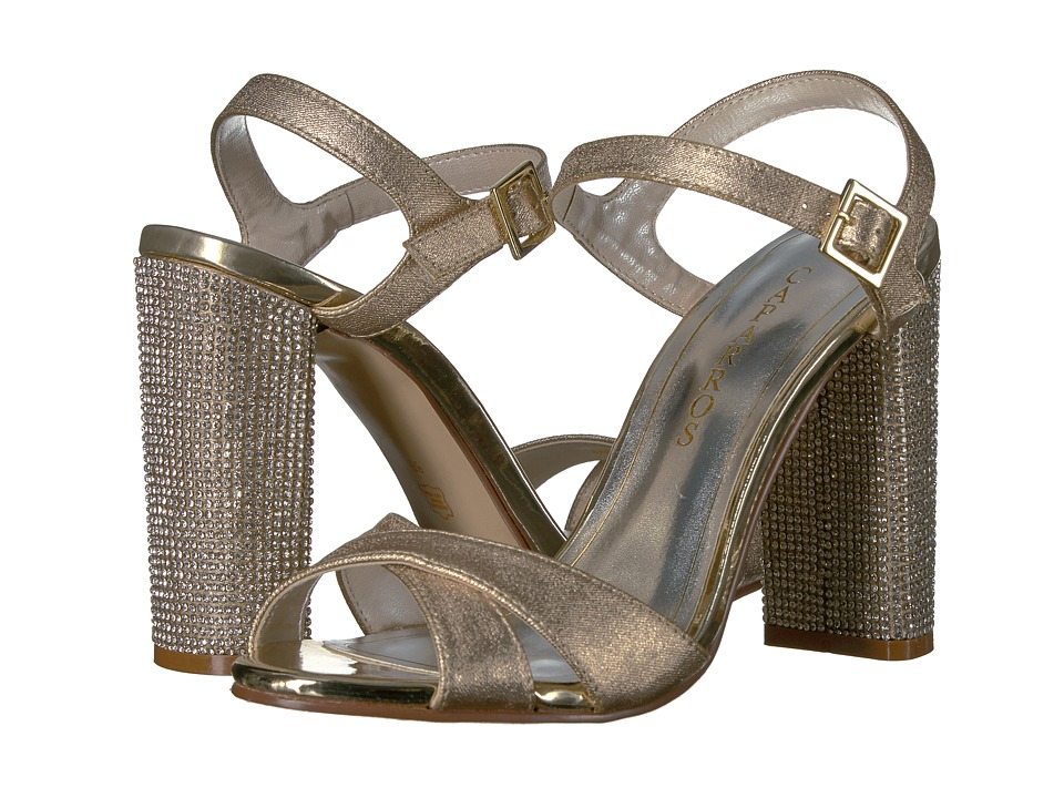 Caparros - Hayley (Gold Metallic) High Heels