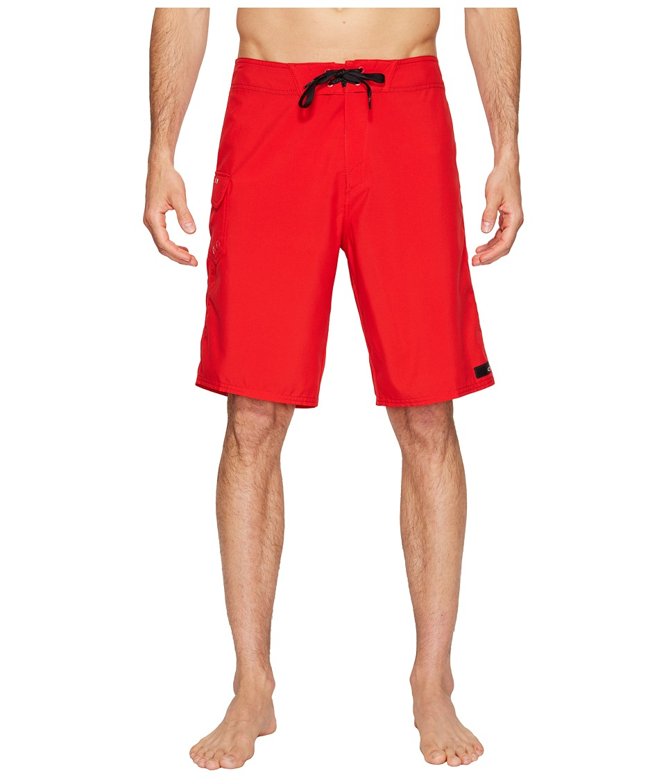 Oakley - Kana 21 Boardshorts (Red Line) Men's Swimwear
