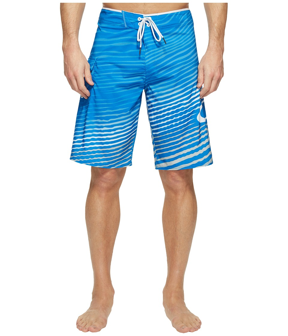 Oakley Baja Biscuit 21 Boardshorts (Ozone) Men