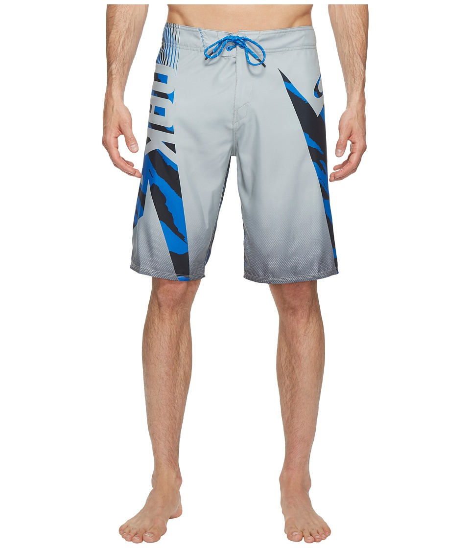 Oakley - Bro Zone 21 Boardshorts (Stone Grey) Men's Swimwear