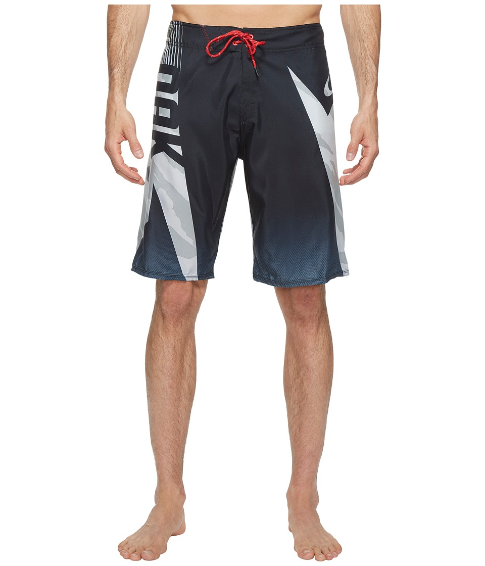 Oakley - Bro Zone 21 Boardshorts (Blackout) Men's Swimwear