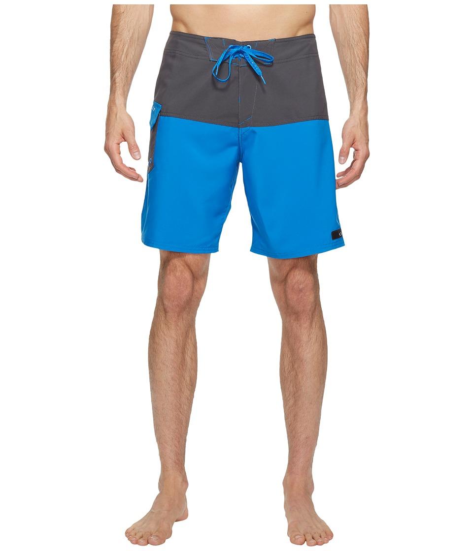 Oakley - Road Block 20 Boardshorts (Ozone) Men's Swimwear