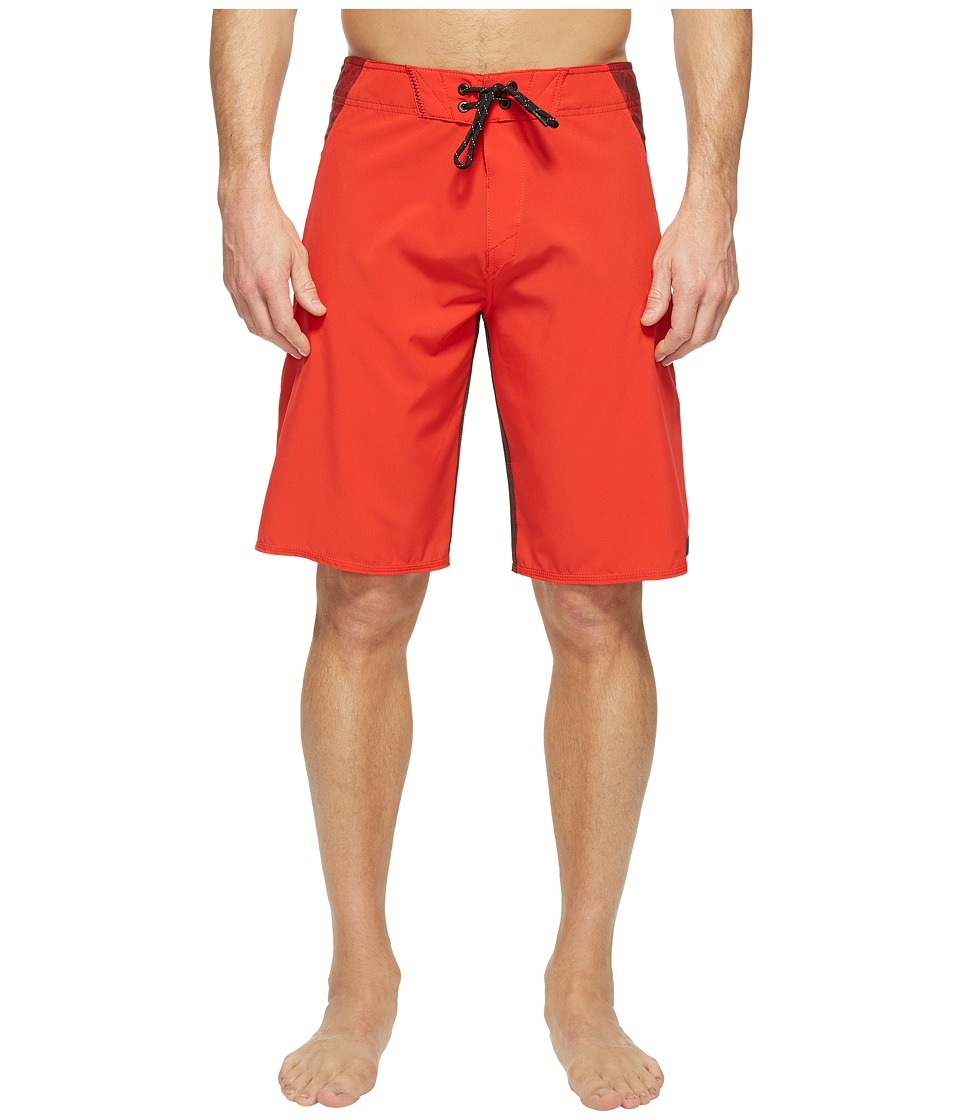 Oakley - Sidetrack 21 Boardshorts (Red Line) Men's Swimwear