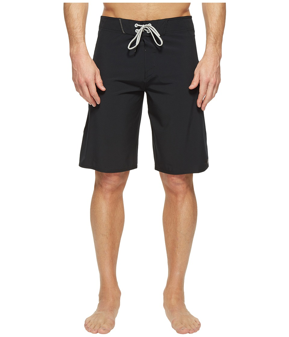 Oakley - Sidetrack 21 Boardshorts (Blackout) Men's Swimwear