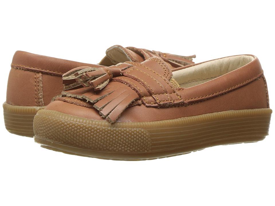 Old Soles Domain Hoff (Toddler/Little Kid) (Tan) Boy's Shoes