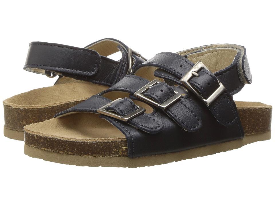 Old Soles Samuri (Toddler/Little Kid) (Navy) Boys Shoes