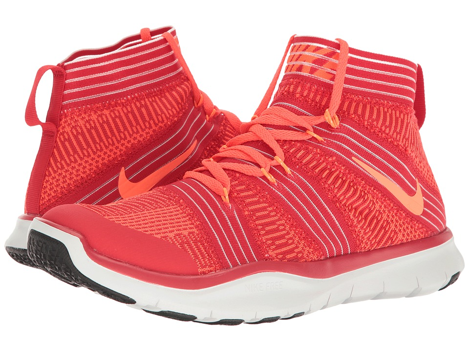Nike - Free Train Virtue (University Red/Hyper Orange) Men's Cross Training Shoes