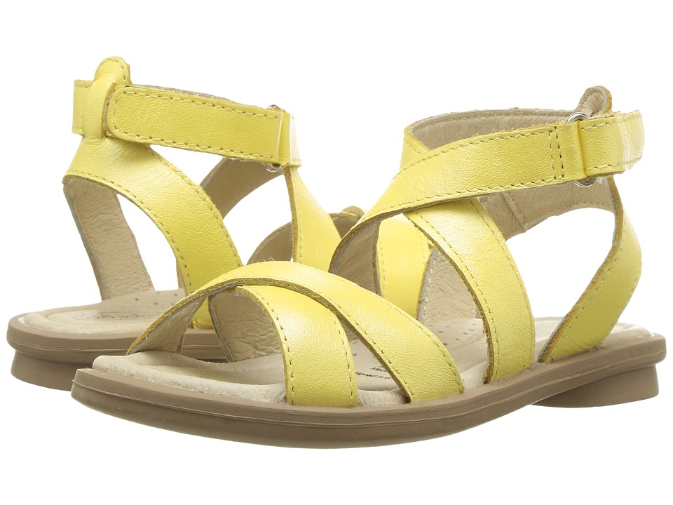 Old Soles - Urban Sandal (Toddler/Little Kid) (Lemon) Girls Shoes