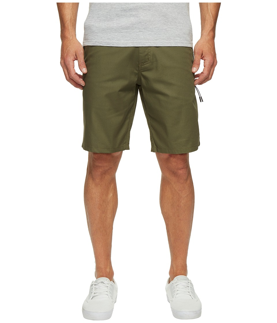 Oakley - Icon Chino Shorts (Dark Brush) Men's Shorts