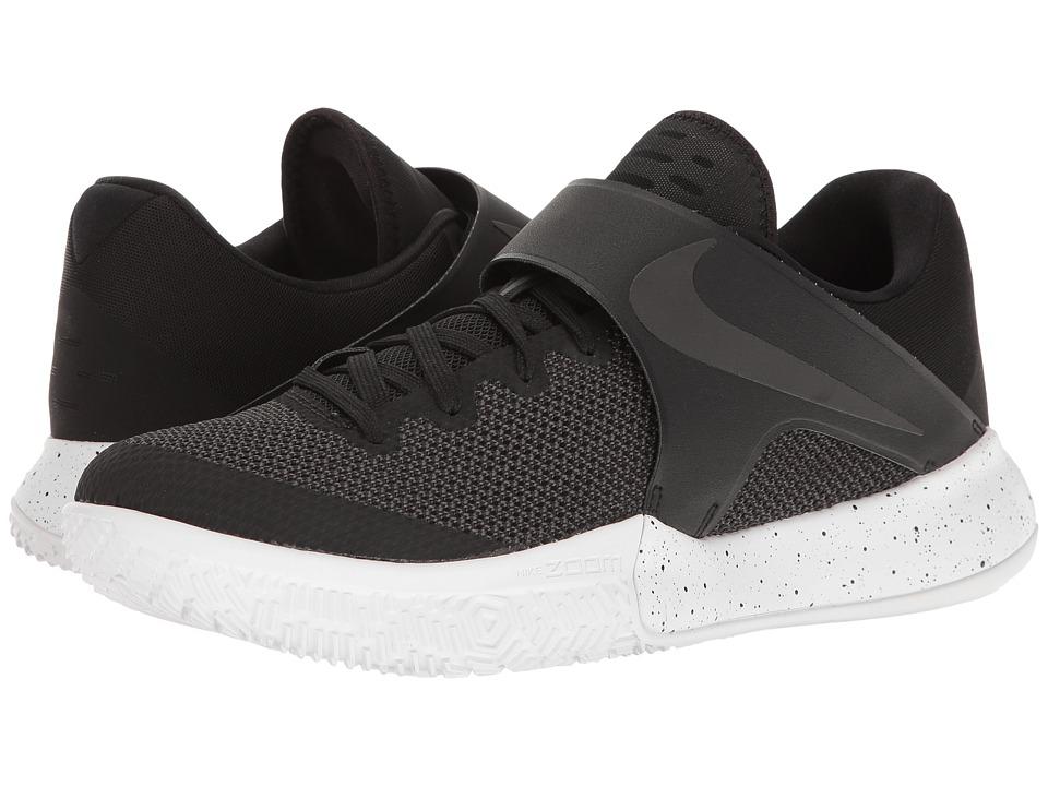 Nike - Zoom Live 2017 (Black/Black/Anthracite) Men's Basketball Shoes