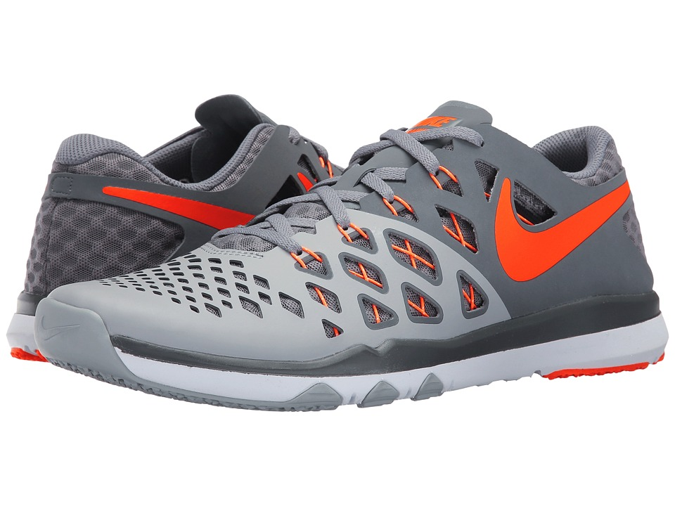 Nike - Train Speed 4 (Cool Grey/Hyper Crimson/Wolf Grey/White) Men's Shoes