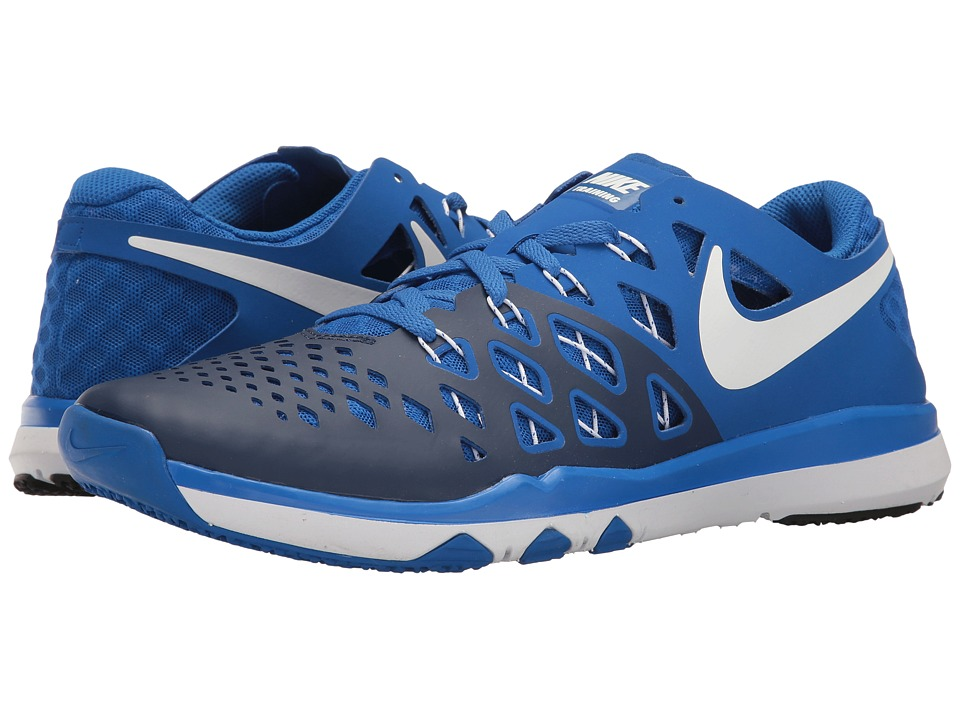 Nike - Train Speed 4 (Hyper Cobalt/White/Binary Blue) Men's Shoes