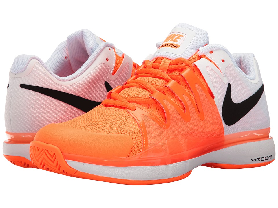 Nike - Zoom Vapor 9.5 Tour (Tart/Black/White/Black) Women's Tennis Shoes