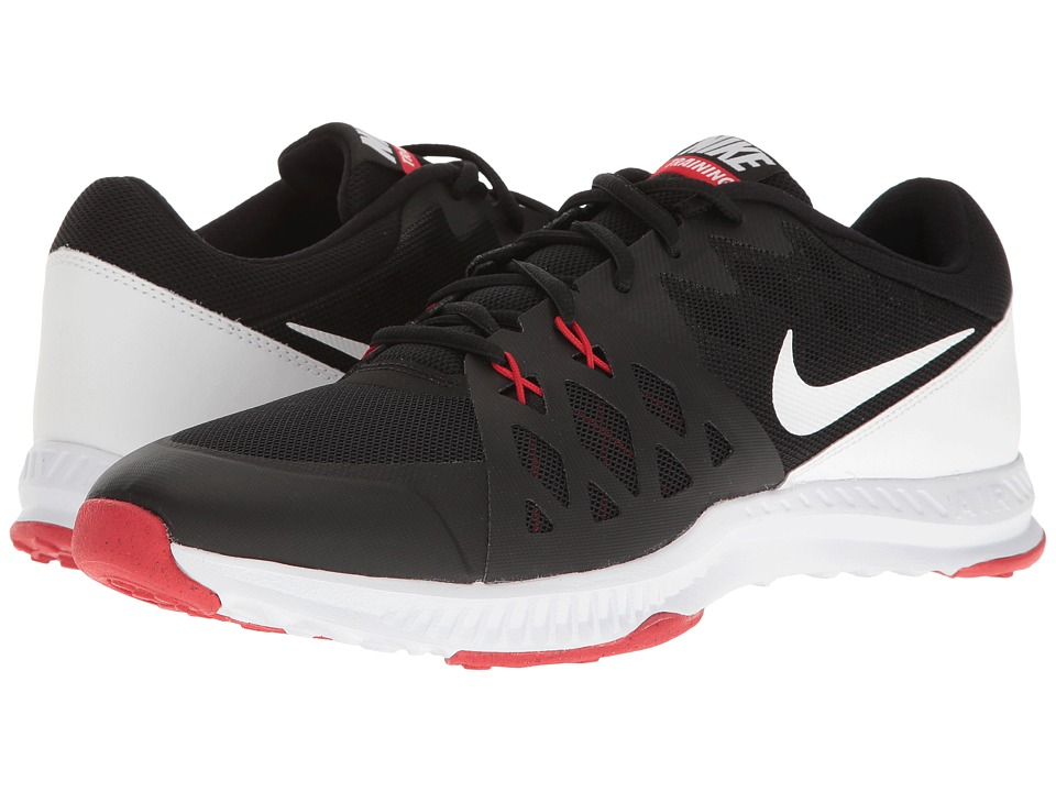 Nike - Air Epic Speed TR II (Black/White/University Red) Men's Cross Training Shoes
