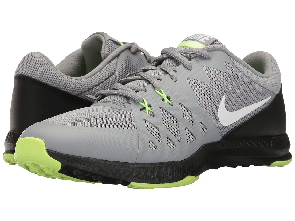 Nike - Air Epic Speed TR II (Stealth/White/Black/Ghost Green) Men's Cross Training Shoes