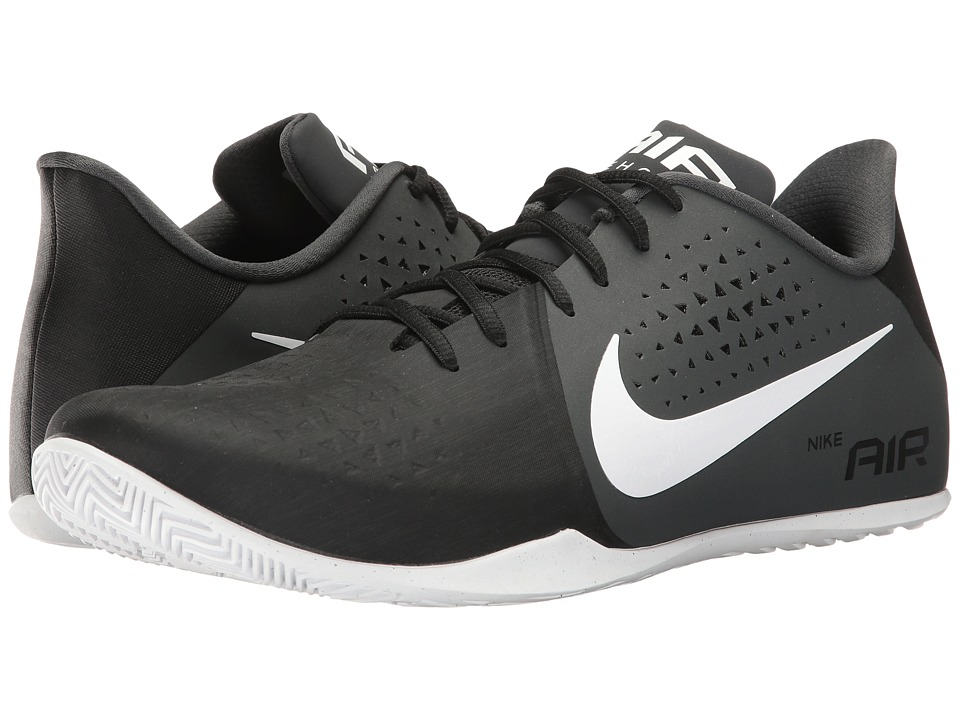 Nike - Air Behold Low (Anthracite/White/Black) Men's Basketball Shoes