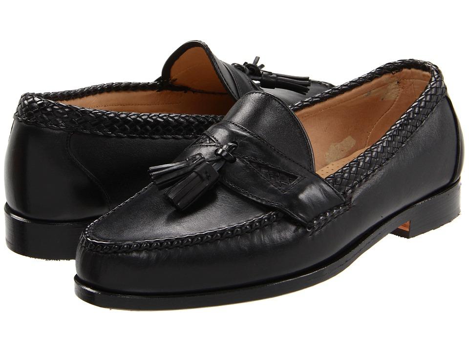 Allen-Edmonds - Maxfield (Black Calf) Men's Slip-on Dress Shoes