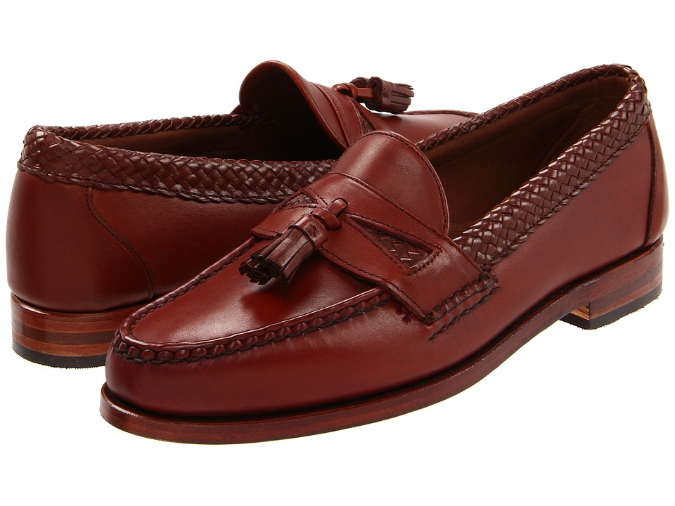 Allen-Edmonds Maxfield (Chili Burnished Calf) Men