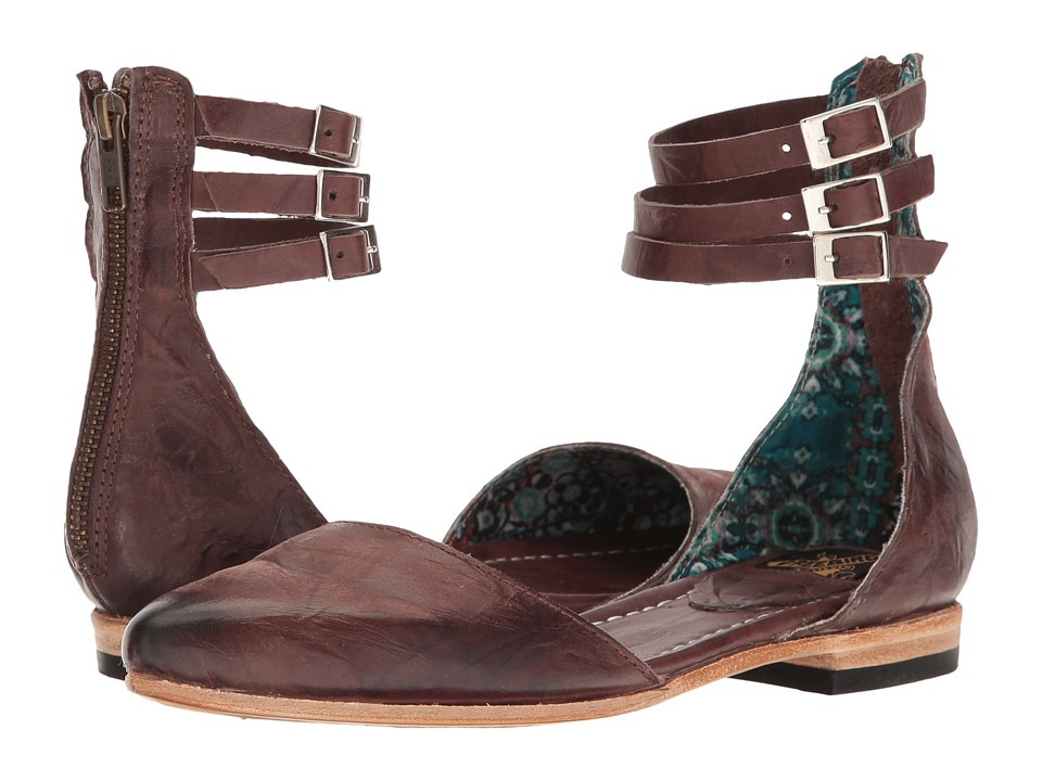 Freebird - Eden (Brown) Women's Shoes