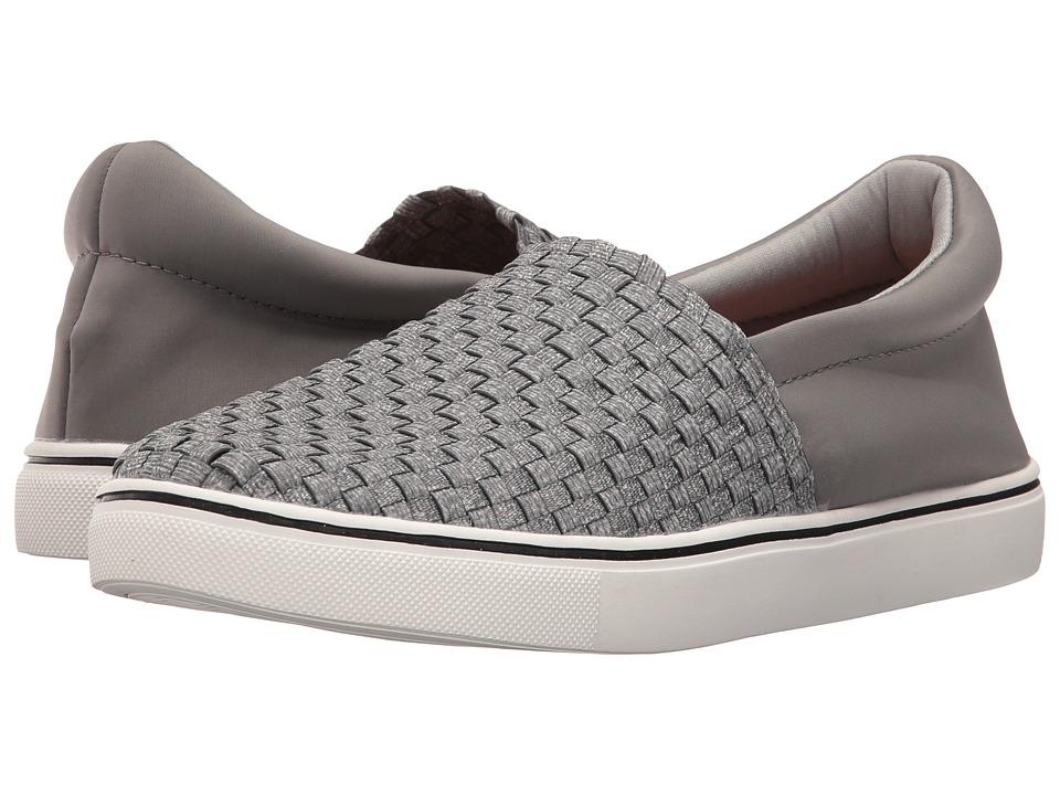 bernie mev. - Ofelia (Heather Grey) Women's Slip on Shoes