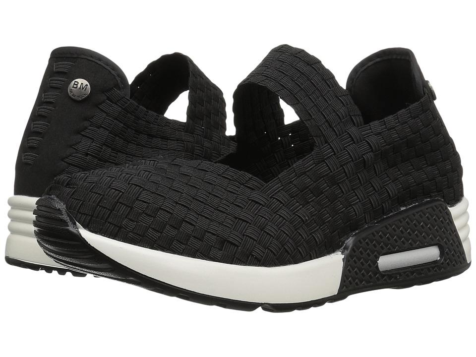 bernie mev. - Best Charm (Black) Women's Slip on Shoes