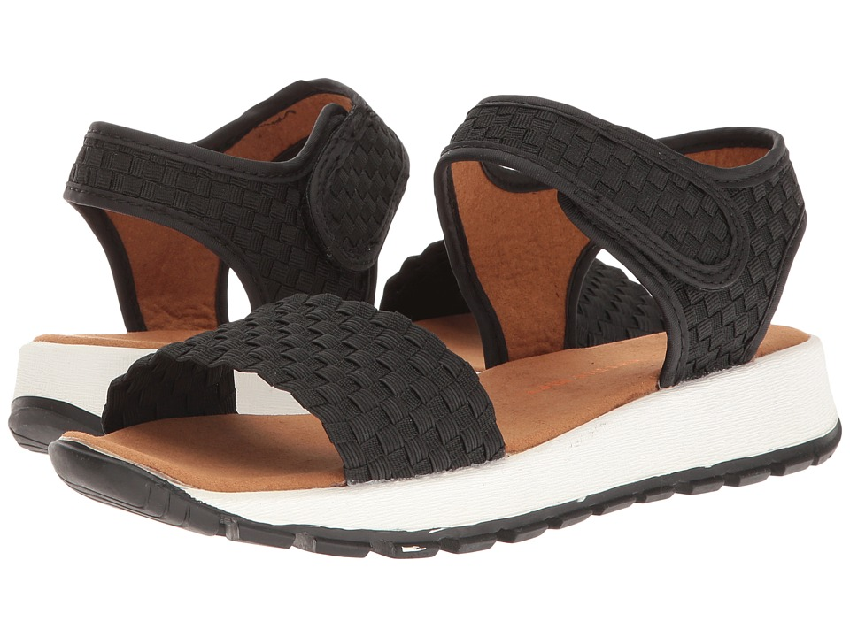 bernie mev. - Tara (Black) Women's Sandals