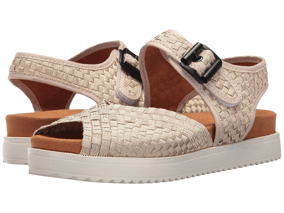 bernie mev. - Endless (Light Gold) Women's Sandals