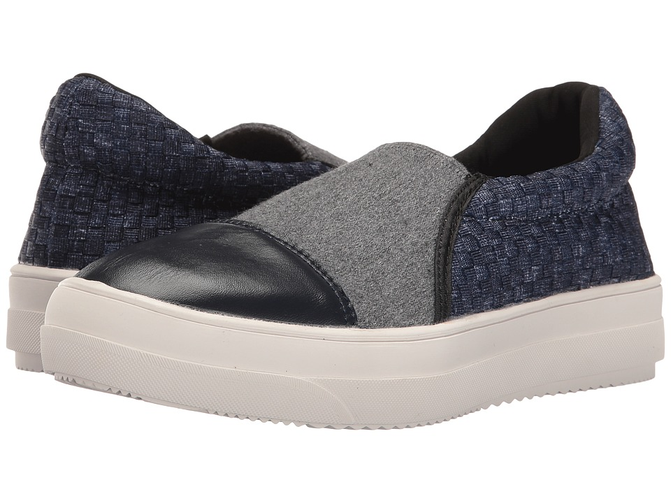 bernie mev. - Mid Dynasty (Jeans) Women's Slip on Shoes