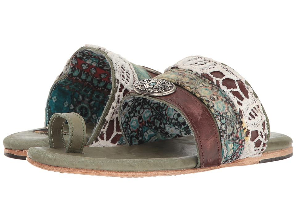 Freebird - Lava (Green Multi) Women's Shoes
