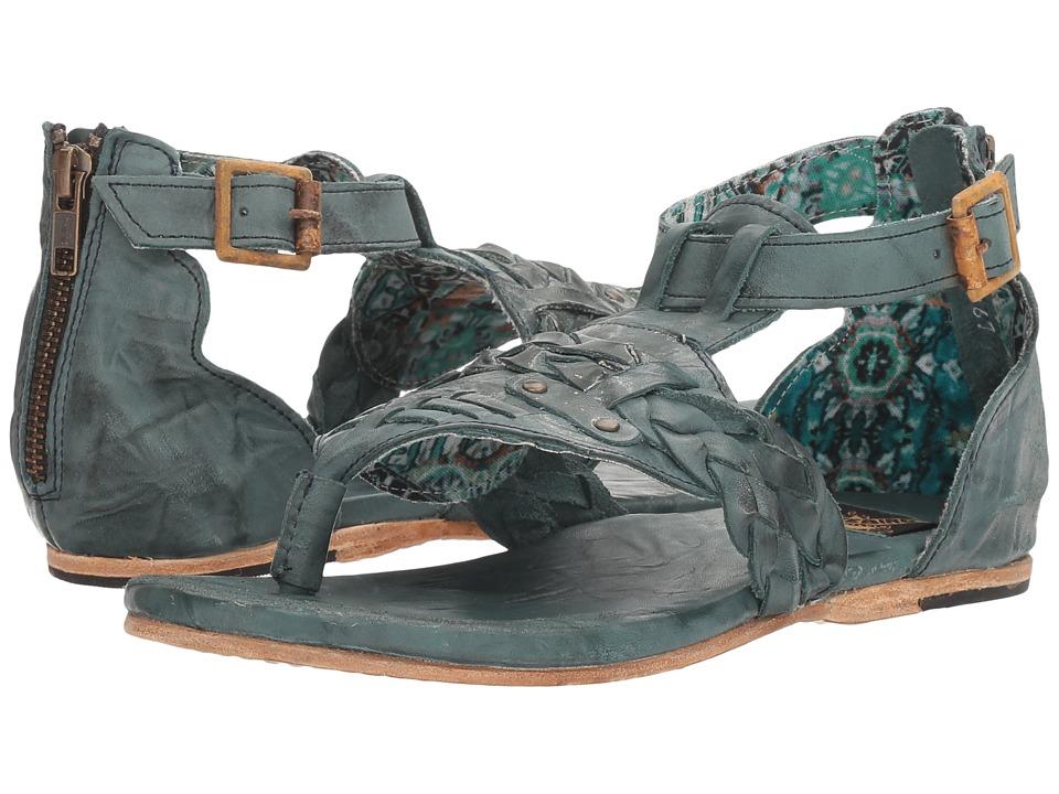 Freebird - Rome (Blue) Women's Shoes