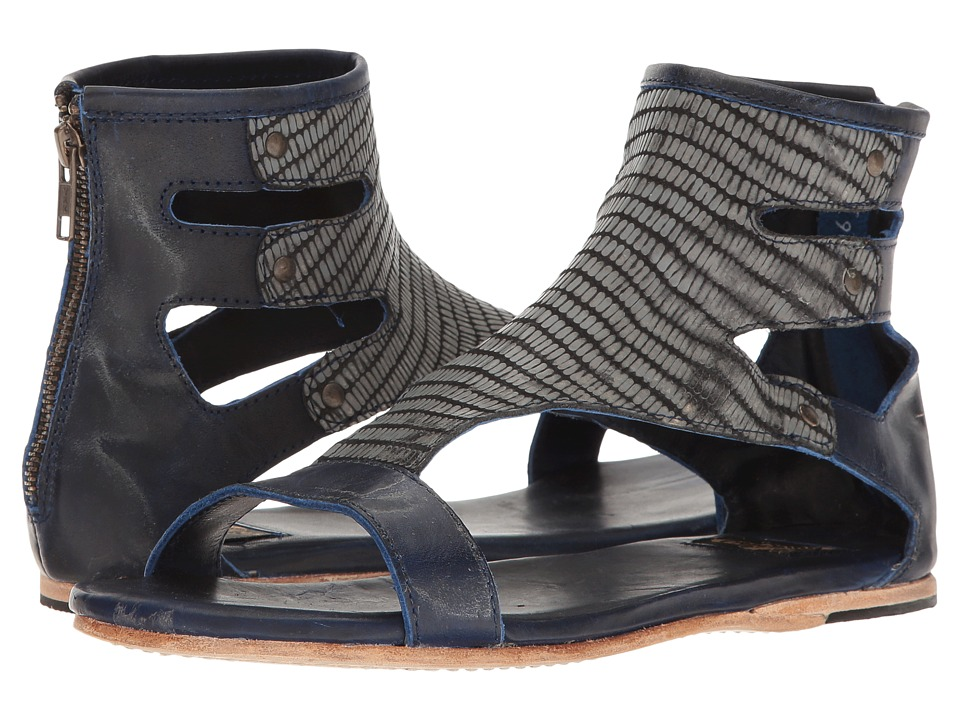 Freebird - Devil (Blue Multi) Women's Shoes